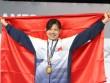Ánh Viên bản lĩnh thép giật HCV đầu tiên, phá kỷ lục SEA Games