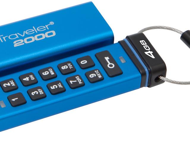 Có thể bạn chưa thấy: USB tích hợp bàn phím số để gõ mã PIN