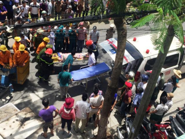Nữ sinh lớp 9 tử vong khi cắm sạc pin điện thoại - 1