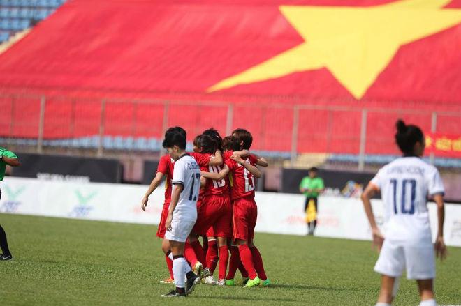 """Tuyển nữ Việt Nam đua HCV với Thái Lan: Chờ đòn """"phút 89"""" - 1"""