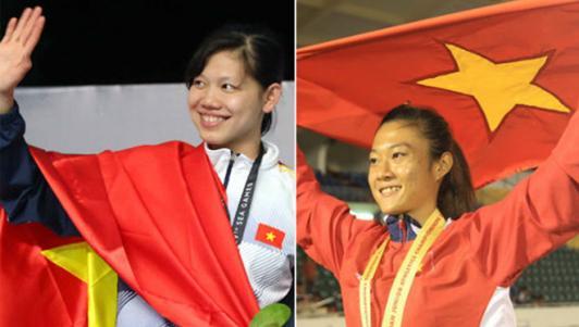 Cập nhật SEA Games 23/8: Tú Chinh và điền kinh gặt Vàng