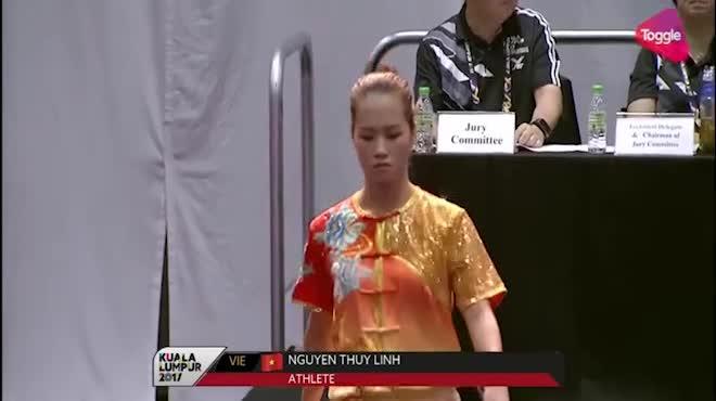 Cập nhật SEA Games 22/8: Ánh Viên vào chung kết 2 nội dung, wushu giành 2 HCB