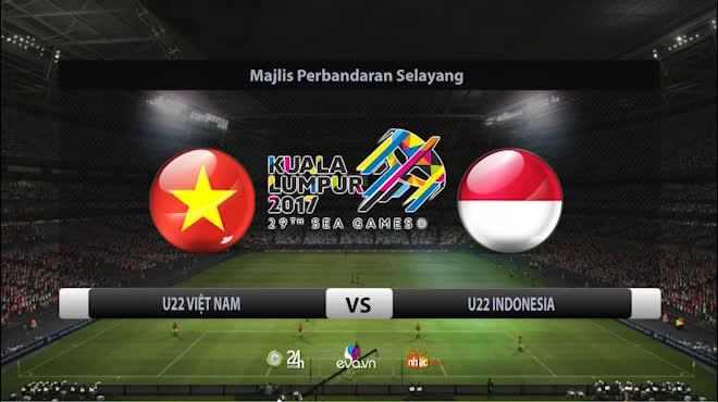 U22 Việt Nam - U22 Indonesia: Tấn công vũ bão, kết quả khó ngờ