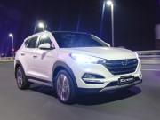 Hyundai Tucson 2017 giá từ 815 triệu đồng tại Việt Nam