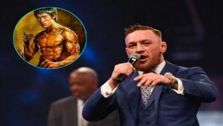 """McGregor ví mình với Lý Tiểu Long, """"dọa nạt"""" Mayweather"""
