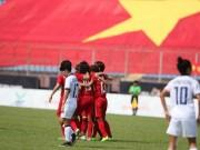 Tuyển nữ Việt Nam đua HCV với Thái Lan: Chờ đòn  phút 89