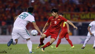 U22 Việt Nam: Hồ Tuấn Tài chân gỗ, Công Phượng, Văn Toàn vò đầu bứt tóc