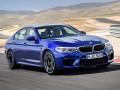 Ô tô - BMW M5 2018 ra mắt, giá từ 2,66 tỷ đồng