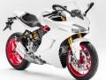 Siêu môtô thể thao Ducati SuperSport 2017 có giá mơ ước