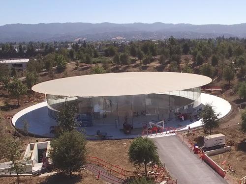Chiêm ngưỡng trụ sở mới hình phi thuyền siêu đẹp của Apple - 4