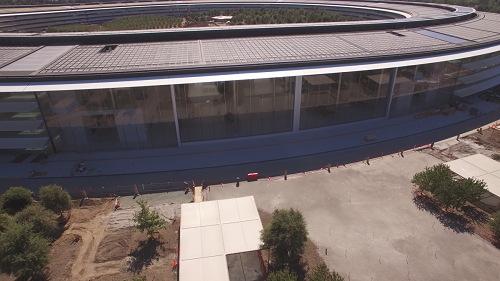 Chiêm ngưỡng trụ sở mới hình phi thuyền siêu đẹp của Apple - 7