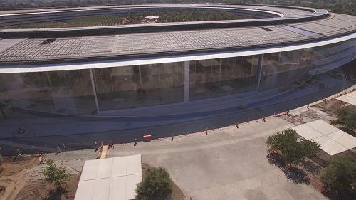 Chiêm ngưỡng trụ sở mới hình phi thuyền siêu đẹp của Apple - 8
