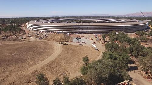 Chiêm ngưỡng trụ sở mới hình phi thuyền siêu đẹp của Apple - 11