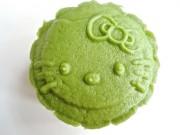 Ẩm thực - Bánh dẻo trà xanh xinh xắn lạ miệng