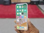 Apple sẽ không bắt chước Samsung làm màn hình cong iPhone 8