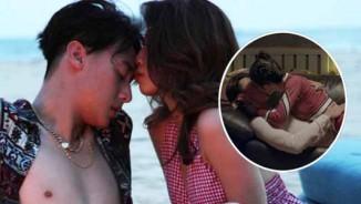 Hết ôm hôn Phương Trinh, Minh Hằng, Rocker Nguyễn lại diễn cảnh táo bạo