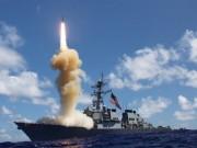 Thế giới - Mất 2 tàu chiến, Mỹ để lộ điểm yếu trước tên lửa Triều Tiên