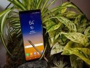 Ảnh thực tế siêu phẩm Samsung Galaxy Note8 vừa trình làng