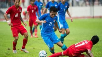 U22 Singapore - U22 Brunei: Sững sờ pha đốt lưới nhà
