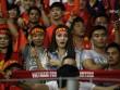 Xem Hồ Tuấn Tài, fan nữ xinh đẹp U22 Việt Nam vẫn rất cuồng nhiệt
