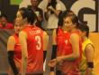 """Chân dài bóng chuyền Việt Nam """"nhảy múa"""" đè bẹp chủ nhà SEA Games"""