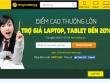 Sắm laptop ưu đãi giảm đến 20% – trợ giá đổi điểm thi