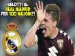 Chuyển nhượng Real 23/8: Gây sốc với SAO 100 triệu euro