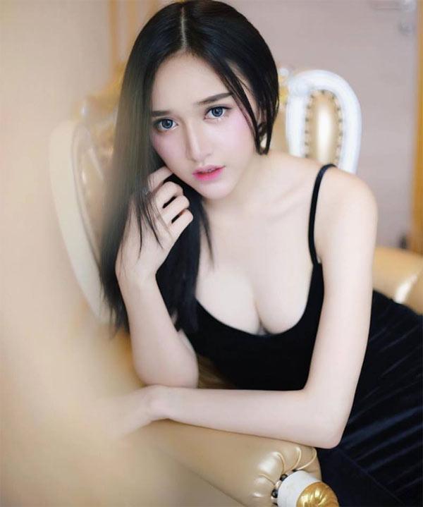 Cô gái Thái Lan xinh đẹp như nữ thần khiến cánh mày râu