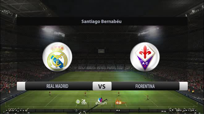 Real Madrid - Fiorentina: Ronaldo lập siêu phẩm, kết quả bất ngờ