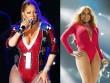 """Trang phục dễ gây """"tắc thở"""" của diva Mariah Carey"""