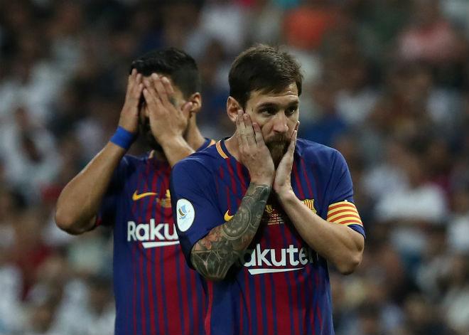 """Kết quả hình ảnh cho Messi """"chấm"""" sao Ngoại hạng Anh 100 triệu euro"""