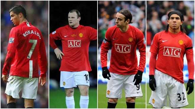 Mourinho sở hữu bộ tứ nguyên tử, MU tham vọng ăn ba như Sir Alex - 4