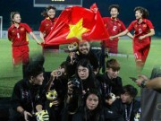 Bóng đá - Nữ Việt Nam oanh liệt giành HCV SEA Games, Thái Lan đổ lệ nghẹn ngào