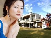 """Biệt thự hơn 50 tỷ đồng của  """" nàng Dae Jang Geum """""""