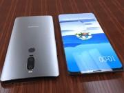 Thời trang Hi-tech - Huawei Mate 10 Pro màn hình không viền đẹp miễn chê