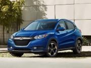 Honda HR-V 2018 giá 445 triệu đồng đe dọa Mazda CX-3