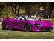 Chiêm ngưỡng McLaren 720S MSO màu tím cực lộng lẫy