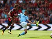 Bóng đá - Bournemouth - Man City: Thẻ đỏ, siêu phẩm & ngược dòng phút 90+7