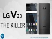 """LG V30 hứa hẹn mang lại """"âm thanh hấp dẫn"""""""