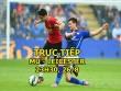 """Chi tiết MU - Leicester: Fellaini """"nổ súng"""" góp vui (KT)"""