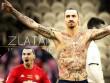 """Đã tập phải như """"gã điên sân cỏ"""" Zlatan Ibrahimovic"""