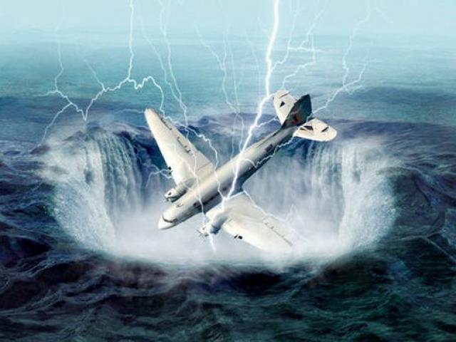 """Đây là thứ có thể """"nuốt"""" tàu thuyền, máy bay vào Tam giác Bermuda - 4"""