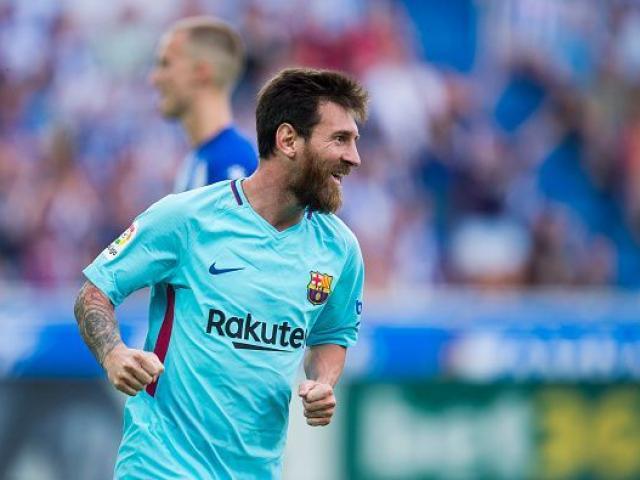 """Barca: Ánh sáng của """"ngọn hải đăng"""" Messi tuổi 30"""