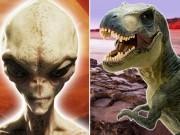 Phi thường - kỳ quặc - Khủng long bị bom hạt nhân của người ngoài hành tinh tận diệt?