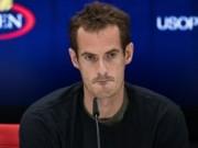 Tin thể thao HOT 27/8: Murray từ bỏ Mỹ mở rộng 2017