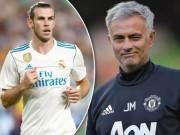 Bóng đá - Chuyển nhượng MU 27/8: Bale được khuyên chớ dại tới MU