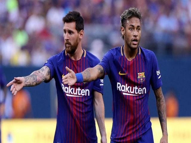 """Messi trả thù Barca: Miễn phí đến PSG, giật """"ngai vàng"""" của Neymar"""