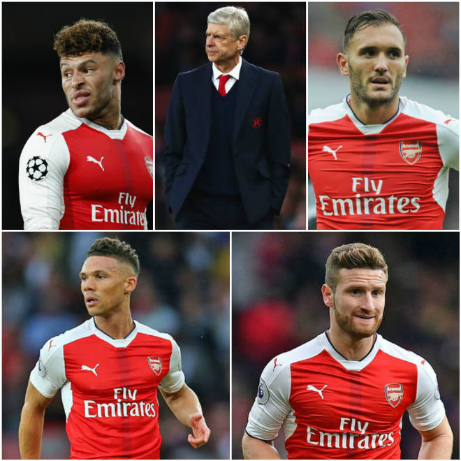 "Arsenal thảm bại Liverpool: 4 SAO bị nghi ""phản"" Wenger - 1"