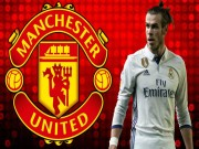 """Bóng đá - MU quyết tạo """"bom tấn"""": 92 triệu bảng, Bale đắt nhất lịch sử """"Quỷ đỏ"""""""