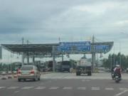 Tin tức trong ngày - Khóc ròng vì bị mất phí oan tại BOT Nam Bình Định